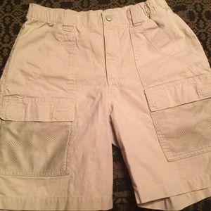 Columbia cargo shorts